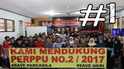 "Dialog Kebangsaan Antara Perpu Ormas Dan Keutuhan ""NKRI"""